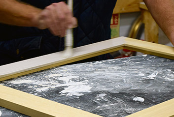 Frame Making - Quality Bespoke Hand-Crafted Picture & Mirror Frames